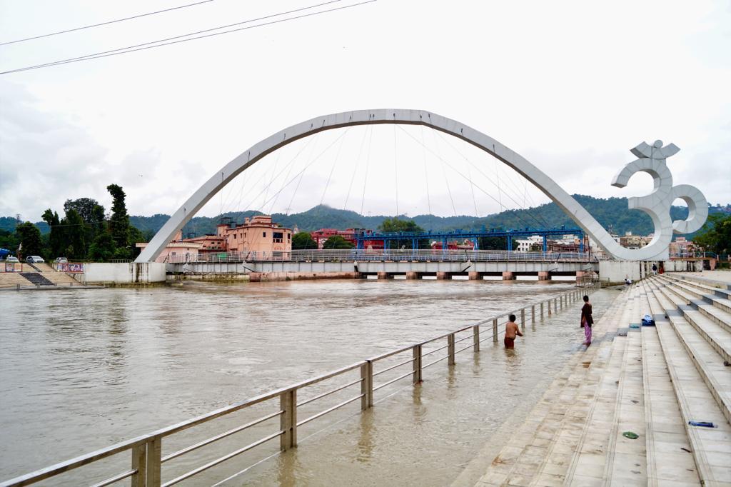 Om Ghat Bridge